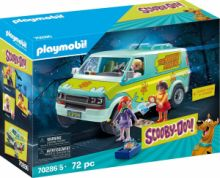 "PLAYMOBIL SCOOBY-DOO! ΒΑΝ ""MYSTERY MACHINE"" 70286"